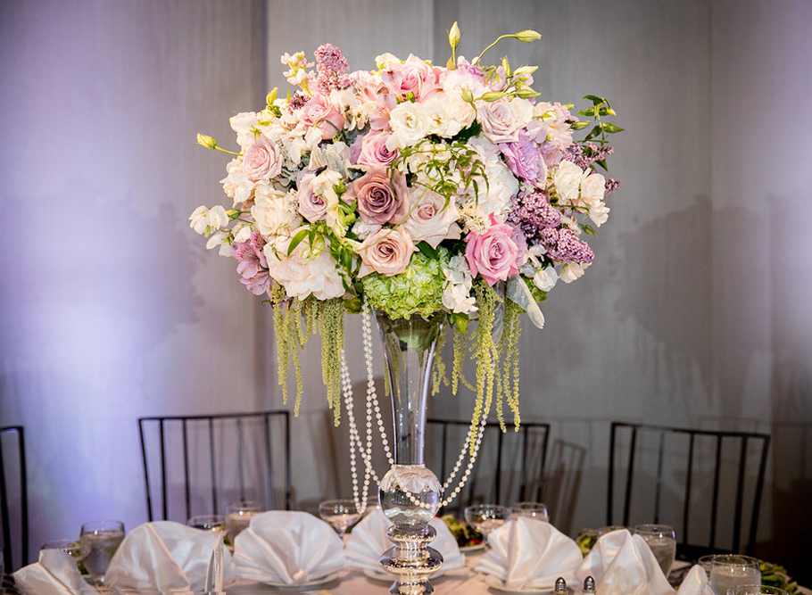 Los Angeles Wedding Centerpiece