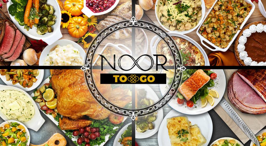 thanksgiving catering from noor in pasadenanoor