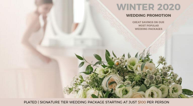 los angeles winter 2020 wedding promotion