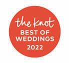 the knot best of weddings 2021 wedding venue award
