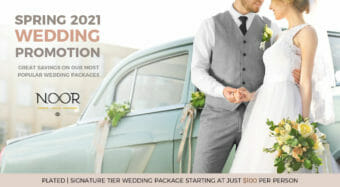 wedding venue spring 2021 savings and promotions